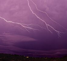 Lightning Strikes by Kate Wall