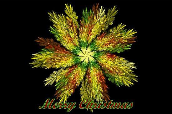 Christmas Card by Sandy Keeton