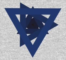 Five Triangles by geometee