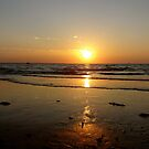 Darwin sunset by Annabelle Evelyn