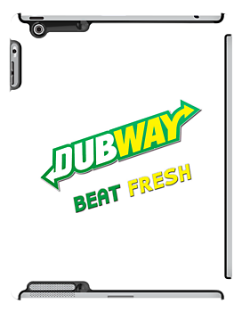dubway beat fresh for the ipad by ludlowghostwalk