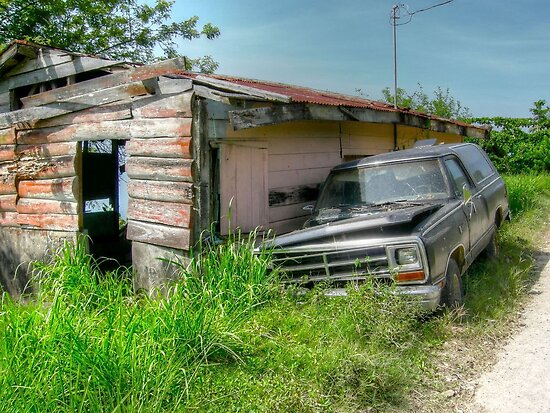 The end of the road in Punta Gorda - Belize, Central America by 242Digital