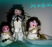 Joy to the World by Linda Bianic