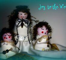 Joy to the World by Linda Bianic