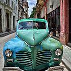 American car by Katarzyna Siwon