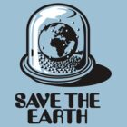 World Snow Globe - Save the Earth by hardwear