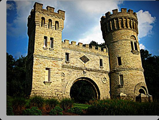 The Castle Cincinnati by Phil Campus