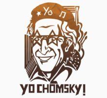 YO CHOMSKY! by Motski
