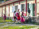 7:45 AM... School Opening in San Ignacio - Belize, Central America by 242Digital