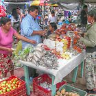 Saturday Morning... Public Market in San Ignacio -Belize, Central America by 242Digital