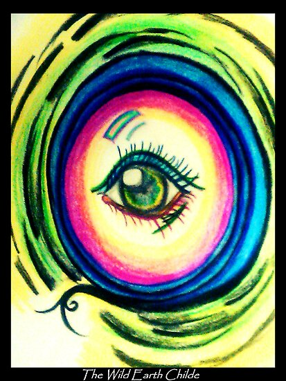 The Artist's Eye by WildEarthChilde