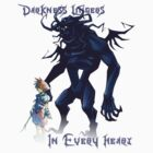 """Darkness Lingers in Every Heart"" Kingdom Hearts by triforce15"