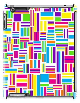 Licorice Allsorts V [iPad / iPhone / iPod case] by Damienne Bingham