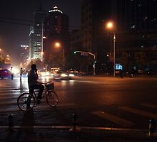 Midnight in Beijing by Julie Moore