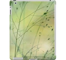 Dance (green) iPad Case/Skin