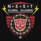 N.E.S.T. AUTOBOT by superedu