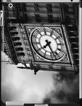 Big Ben [Print & iPad Case] by Damienne Bingham