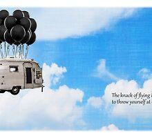 The Knack of Flying by Edward Fielding