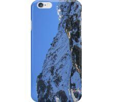 Mountain landscape iPhone Case/Skin
