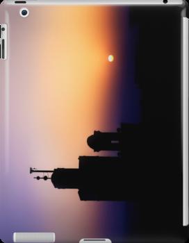 Adhan II [Print & iPad Case] by Damienne Bingham