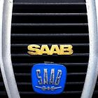SAAB Car Logo by NuclearJawa