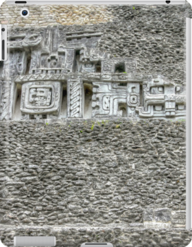 Mayan World | iPad Case by 242Digital