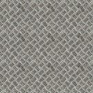 Silver Metal Grid Pattern by pjwuebker