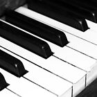 Piano Keys by AbigailJoy