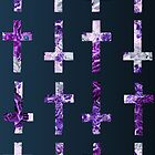 Flowers&Crosses #2 by MonsieurM
