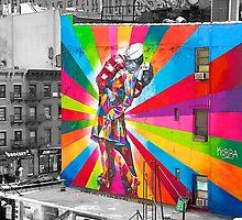 New York's Chelsea by fernblacker