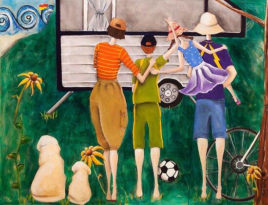 Camp Skerman by Megan Schliebs