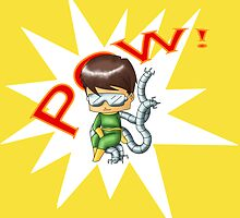 Chibi Doctor Octopus by artwaste