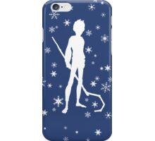Rise of The Guardians - Jack's silhouette iPhone Case/Skin