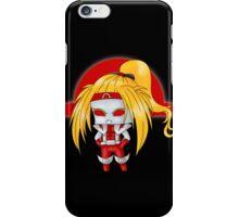 Chibi Omega Red iPhone Case/Skin