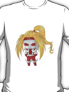 Chibi Omega Red T-Shirt