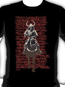 Shogun #1 Tee T-Shirt