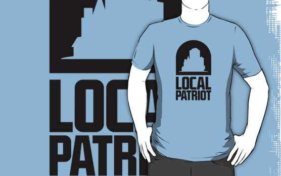 Local Patriot City by hardwear