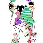 Boston terrier by caseysplace