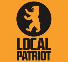 Local Patriot Bear by hardwear