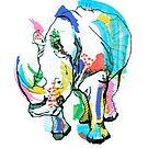 Rhino colour by caseysplace