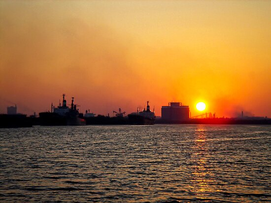Beauty in Pollution by globeboater