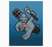 Urf, The Pixel Manatee by Pixel-League