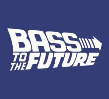 Bass to the Future (white) by hardwear