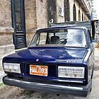 Old car by Katarzyna Siwon