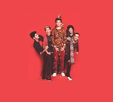 One Direction Christmas  by Hannah Julius