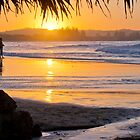 Magic at The Pass - Byron Bay by Cheryl Styles