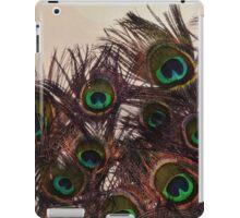 Peacock Feathers iPad Case/Skin