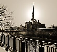 Steeples Along The Grand by jules572