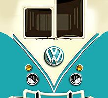 NEW Blue Volkswagen VW with chrome logo iphone 5, iphone 4 4s, iPhone 3Gs, iPod Touch 4g case, Available for T-Shirt man, woman and Kids by pointsalestore Corps