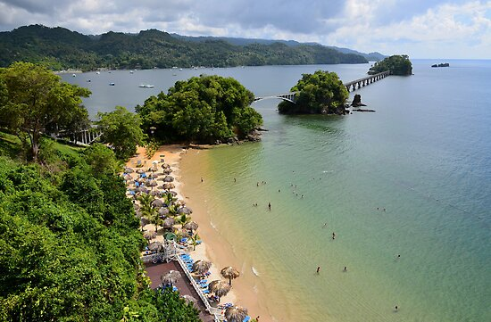 Samana (Dominican Republic) by Jola Martysz